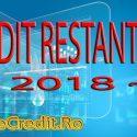 Credit restantieri 2018