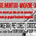 Adauga anunt pe mai multe site-uri si grupuri facebook - Promovare