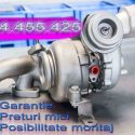 Turbina Audi VW Passat Golf Caddy Touran Skoda BLS 1.9 TDI 77KW