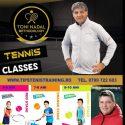 Lectii tenis - Anttenor tenis