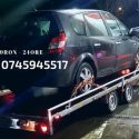 Inchiriez / Inchirieri Platforma auto / Remorca 3000 kg 5.2m utili