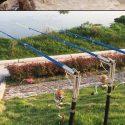 Lanseta automata cu autointepare - fishingbox.ro