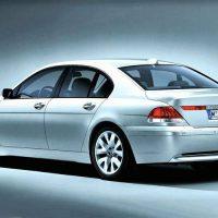 Dezmembrez BMW 730 D E65 3,0 Diesel 2003 Volan stanga