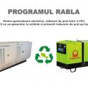 Programul RABLA pentru GENERATOARE