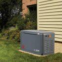 Generator de curent pe gaz natural ( metan ) Pramac GA8000 8Kva 8Kw