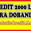 Credit 2000 Lei aprobat pe loc, credit restantieri