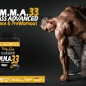 Suplimente nutritive Body Line pt masa musculara. M.M.A 33, masa musculara rapida