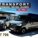 Transport: romania,austria,germania,belgia,anglia liviutur