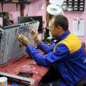Reparatii televizoare, masini spalat, electrocasnice audio Electrician