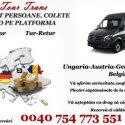 Transport persoane si pachete Germania Flo Tour trans