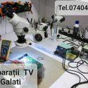 Reparatii Televizoare,LED,LCD,TUB la domiciliu clientullui GALATI!