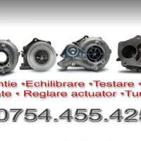 Reconditionare turbina hibrida BMW f10 f30 e90 318d 320d 330d f10 520d 525d 530d X3 X5 163 177 184