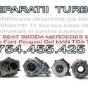 Reconditionare turbina Volvo S40 C30 S60 V40 XC90 1.6 tdci Ford focus