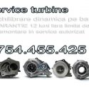 demontare si curatare turbo in Service reconditionari turbine auto Pitesti