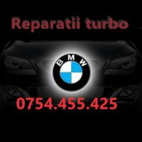 reconditionare turbina BMW f10 e60 535d 520d 525d asiguram montaj service Bucuresti twin power