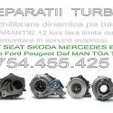 Service reconditionari turbo Golf A3 A4 A5 A6 A8 Insignia Megane Scenic montaj Brasov