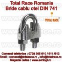 Bride si cleme cablu Total Race