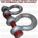 Gambeti / shackles  pentru uz industrial Crosby®