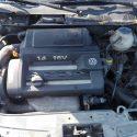 motor pentru Volkswagen Polo 6N2 an fab.2001 1.4 16v tip AUA 350euro