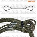 Cabluri macara cu mansoane talurite